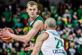 """V. Kandratavičius: """"Kiekvieną vasarą rinktinės žaidėjai atvažiuoja vis geriau pasiruošę"""""""