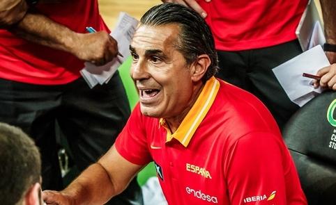 Ispanijos rinktinės treneris apsisprendė dėl galutinio dvyliktuko