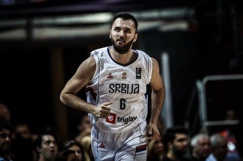 Po traumos atsigaunantis M.Mačvanas paliko Serbijos rinktinę