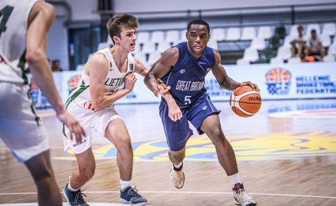 Lietuvos aštuoniolikmečiai Europos čempionate liko septinti
