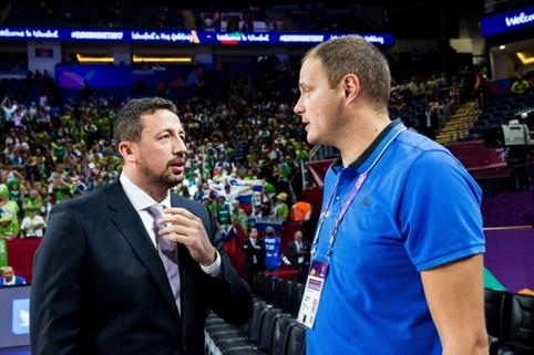 """Turkoglu: """"FIBA pavogė mano komandos aukso medalius"""""""