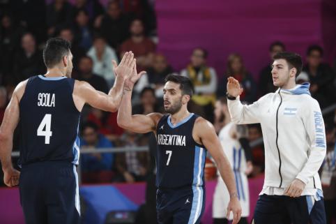 Argentina paskelbė žaidėjus, kurie vyks į Pasaulio čempionatą