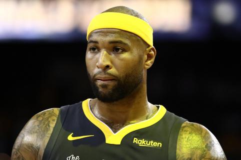 """""""Lakers"""" surado keitimą D.Cousinsui?"""