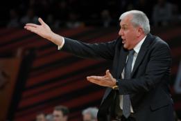 Ž. Obradovičius pirmą kartą šį sezoną liko patenkintas komandos žaidimu
