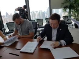 D.Motiejūnas oficialiai pasirašė įspūdingos vertės kontraktą