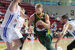 Startuoja geriausių Lietuvos krepšininkų rinkimai