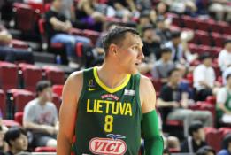 2019.08.27 Lietuva – Čekija