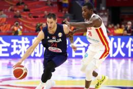 Pasaulio čempionato startas pažymėtas triuškinančia Serbijos pergale