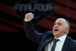 """""""Real"""" nukovė """"Zenit"""", turnyre Italijoje - triuškinanti """"AX Armani"""" pergalė"""
