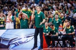 Lietuvos rinktinė pateikė protestą