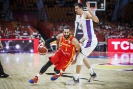 Lenkus palaužusi Ispanija – pasaulio čempionato pusfinalyje