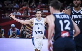 Fantastiška pergalė: Argentina susitvarkė su JAV eliminavusiais prancūzais