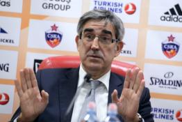 J.Bertomeu: Europos taurės finalininkai turės šansą ilgiau žaisti Eurolygoje