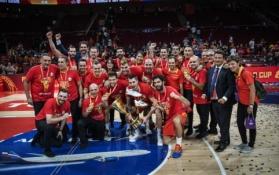 FIBA nulenkė galvą prieš čempionus - sukūrė ispanams klipą