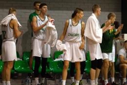 Prieš sezono startą – jaunųjų žalgiriečių triumfas draugiškame turnyre