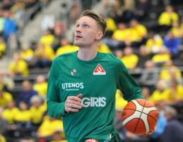 """M. Grigonis prieš Eurolygos startą: """"Po rungtynių pamatysime, kokioje formoje esame"""""""