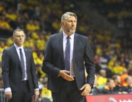 Oficialu: D. Maskoliūnas perima Lietuvos rinktinės trenerio vairą