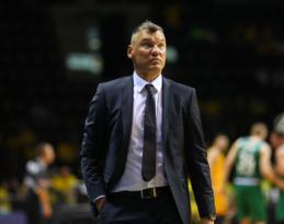 """Š. Jasikevičius prieš akistatą su """"Real"""": """"Tai – geriausiai puolanti komanda Eurolygoje"""""""