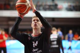 Europos taurės prognozė: M.Echodas – tarp kandidatų laimėti turnyro MVP