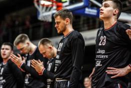 """""""Rytą"""" į pergalę prieš alytiškius vedęs E. Bendžius – turo MVP"""