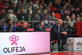 """""""Neptūnas"""" vėl atliko pokyčius trenerių štabe: J. Žuža keičia kitas asistentas"""