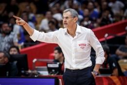 S.Bazarevičius gynė FIBA langų sistemą ir užsipuolė Eurolygą