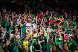 Lietuva rengs olimpinį atrankos turnyrą