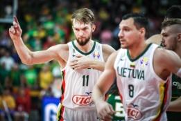 2019.09.05 Lietuva - Australija