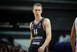 """""""Rytas"""" stengsis išlaikyti idealią seriją prieš """"Partizan"""""""