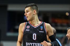 """""""Ryto"""" ir """"Partizan"""" mače – """"Pistons"""" žvalgai, dovana ir jaunimo ekipos pristatymas"""