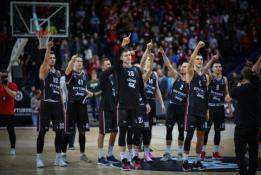 Europos taurė: aiškūs B grupės lyderiai bei arši kova dėl likusių bilietų į šešioliktuką