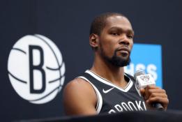 "K. Durantas: ""Knicks"" nėra šaunūs"