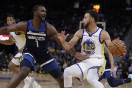 S.Curry: kovosime dėl NBA čempionų titulo