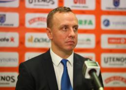 """M.Šernius: """"Žalgiris"""" gali treniruotis Eurolygoje, skirtingai nei mes"""