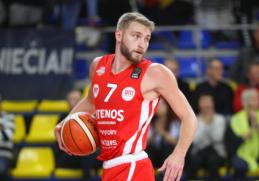 """G. Radzevičius apie spaudimą: """"Rytas"""" yra KMT čempionai ir tai jiems gali kišti koją"""""""