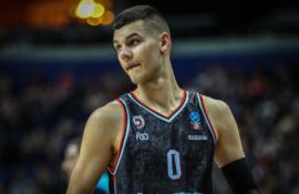 """D. Sirvydis pasirašė ilgalaikę sutartį su """"Pistons"""""""