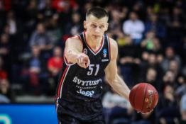 """Pergalę prieš CSP apibendrinęs A.Butkevičius: """"Agresyvumas gynyboje lėmė mūsų pergalę"""""""