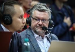 """V.Čeponis apie """"Ryto"""" šansus žengti toliau: """"Jei kausis taip, kaip Krasnodare, viskas įmanoma"""""""