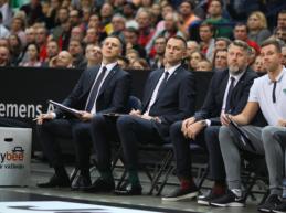 """Dar trys """"Žalgirio"""" trenerių štabo nariai keliasi dirbti į Kataloniją"""