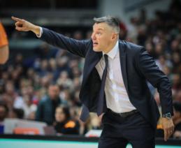 """Š.Jasikevičius: """"Galime pasidžiaugti tik dėl pergalės, daugiau dėl nieko"""""""