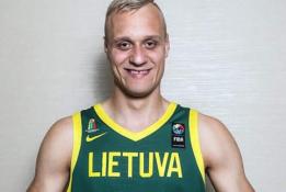 """Evaldo Džiaugio karjera Šakių """"Vytyje"""" ilgai netruko"""