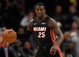 """Naujokų biržoje nepašauktas """"Heat"""" talentas: aš toliau tobulėju"""