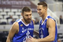 """Permainos į naudą: sezono rezultatyvumo rekordą užfiksavęs """"Neptūnas"""" užgesino """"Juventus"""""""