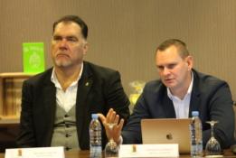 M. Špokas patvirtino, kad LKF nesižvalgo į užsieniečius trenerius