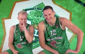 """Smagioje """"Sintek–Dzūkijos"""" dueto protų kovoje – klausimai apie trenerį ir Alytaus futbolą"""
