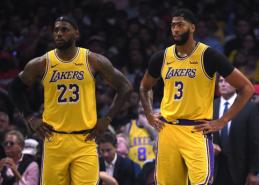 """Lakers"" - nekenčiamiausia NBA komanda"