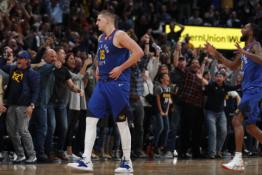 """NBA čempionate - fantastiškas """"Nuggets"""" atsitiesimas"""