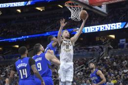 """D.Sabonis pagerino karjeros rekordą, """"Pacers"""" sutriuškino """"Nets"""""""