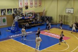 """Vilkaviškio """"Perlo"""" sudėtyje – jau aštuoni krepšininkai"""