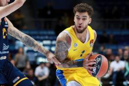 """Rungtynės tarp """"Maccabi"""" ir """"Anadolu Efes"""" greičiausiai vyks be sirgalių"""